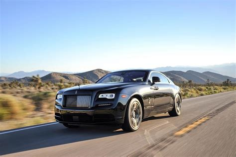 Rolls-royce Wraith Wallpapers Hd For Desktop Backgrounds