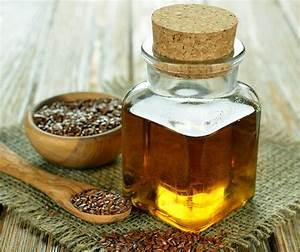 Масло льняное для лечения аденомы