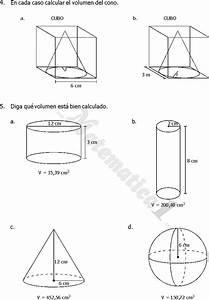 Geometria Del Espacio Ejercicios De Sexto De Primaria