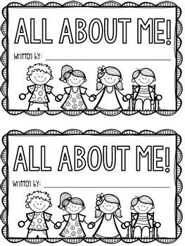 all about me mini book by the twenty something tpt 297 | original 2021492 1