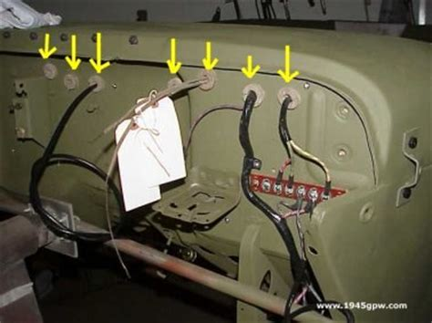 Willy Mb Battery Wire Diagram by Installing Your Wiring Harness C
