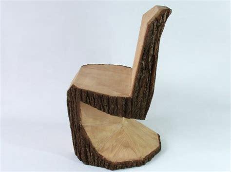 arbor chair a rustic interpretation of the panton chair