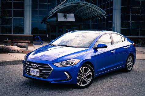 Hyundai Photo by Review 2017 Hyundai Elantra Limited Canadian Auto Review