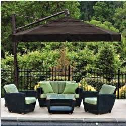 cantilever patio umbrellas back yards pinterest