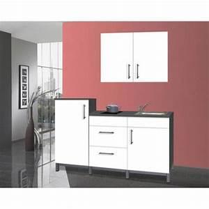 Küchenzeile Weiß Hochglanz : menke k chenzeile rack time single 180 cm wei hochglanz graphit von obi ansehen ~ Indierocktalk.com Haus und Dekorationen