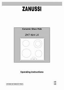 Zanussi Zkt624lx Oven Download Manual For Free Now