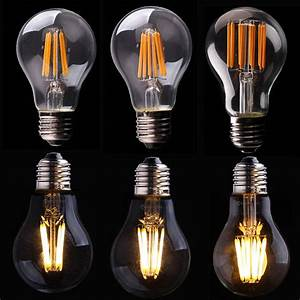E27 Led Kaltweiß : e14 e27 edison 220v retro filament led bulb candle light spot lamp 2w 8w usa ebay ~ Markanthonyermac.com Haus und Dekorationen