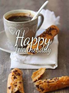 Happy Wednesday Coffee And Biscuits Pictures, Photos, and ...