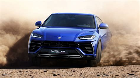 Lamborghini Urus Backgrounds by Cars Desktop Wallpapers Lamborghini Urus Road 2018