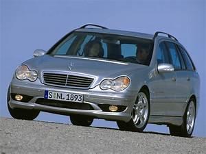 Mercedes Classe C Fiche Technique : fiche technique mercedes classe c ii break 32 amg speedshift 2004 la centrale ~ Maxctalentgroup.com Avis de Voitures