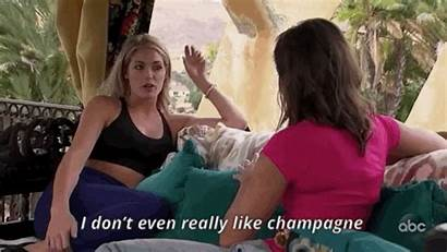 Bachelor Champagne Kelsey Moments Gifs Elyse Season