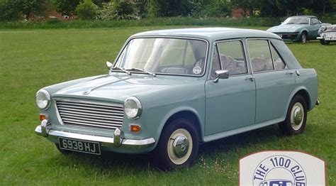Curbside Classic: 1965 MG1100 (ADO16) – BMC's Greatest Hit