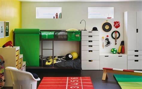 chambres enfants ikea idée rangement chambre enfant avec meubles ikea