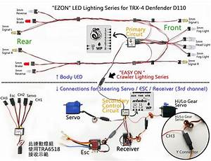 Series Wiring Diagram For Lights