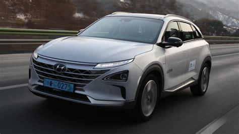 Hyundai Nexo Review   Top Gear