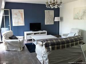 Déco Bord De Mer Chic : d coration d 39 un appartement de bord de mer de 90m ~ Melissatoandfro.com Idées de Décoration