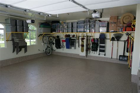 garage organization ideas 5 tips for winterizing your garage monkey bar storage