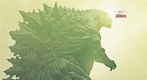 Godzilla 2017 size comparison to Shin-Gojira and all other ...
