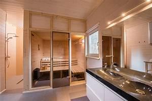 Sauna Kaufen 4 Personen : 4 personen sauna ferienhaus lichtung ~ Lizthompson.info Haus und Dekorationen