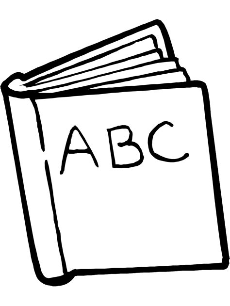 book coloring pages    print
