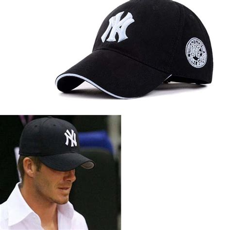 new york yankees cap mlb ny logo hat embroidered on field game home basic nyc