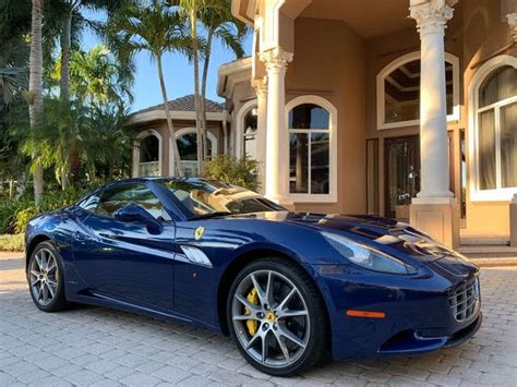 Very knowledgeable and very helpful! Ferrari California for Sale (with Vehicle History) - CarGurus