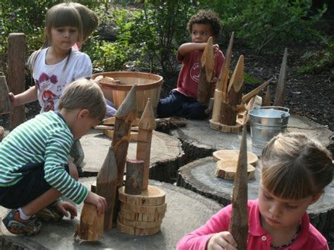 new outdoor classroom lets nature be the
