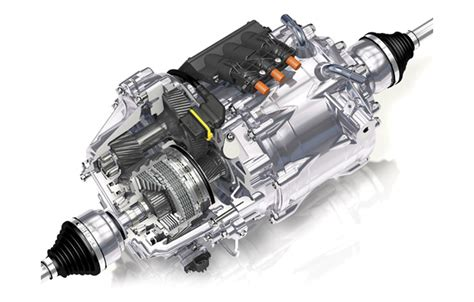 torque vectoring are there any all wheel drive electric cars