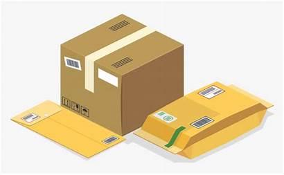 Parcel Clip Packaging Clipart Bog Porto Kindpng