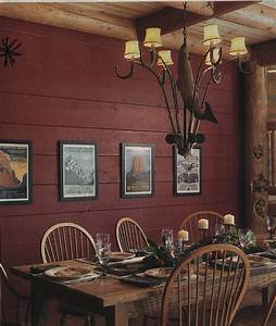 Primitive exterior colors joy studio design gallery for Interior paint colors for log cabins