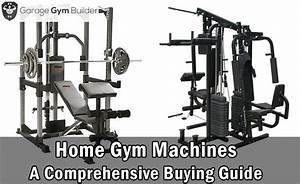 Workout Routines For Home Gym Machine - Most Popular ...
