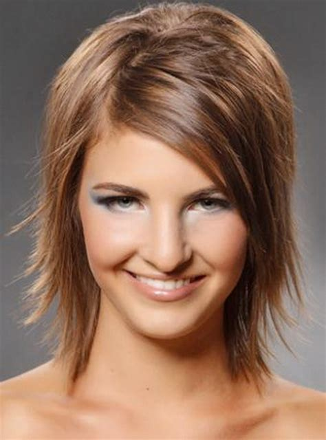 razor cut hair styles razor cut medium hairstyles