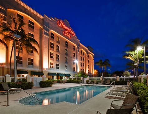 hton inn ft lauderdale airport cruise port 2018 room prices 112 deals reviews