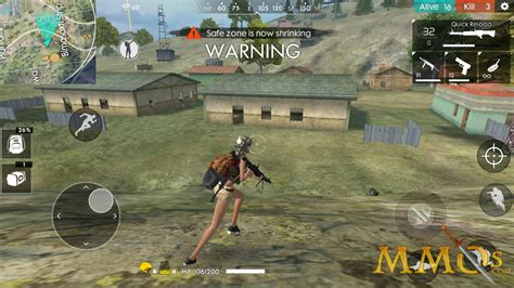 Traditionally, all battles will take place on the island, where you will play against 49 players. Garena Free Fire Game Review - MMOs.com