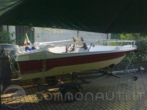 corrimano barca regalo barca open 455