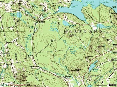 04943 Zip Code Hartland Maine Profile Homes