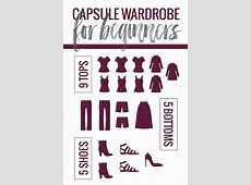 Stop, Swap & Shop How To Build Your Capsule Wardrobe Like