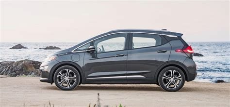 2019 Chevy Bolt Gets New Colors And Some Tech Updates