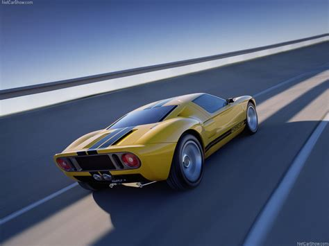 Ford GT40 Concept (2002) - picture 16 of 43 - 1024x768