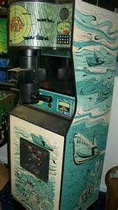 Sea Wolf Arcade Game