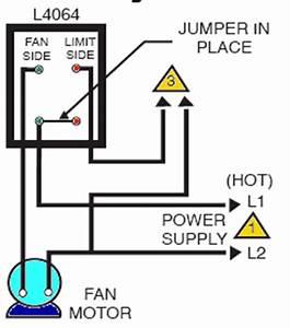 Rewiring Oil Fired Furnace