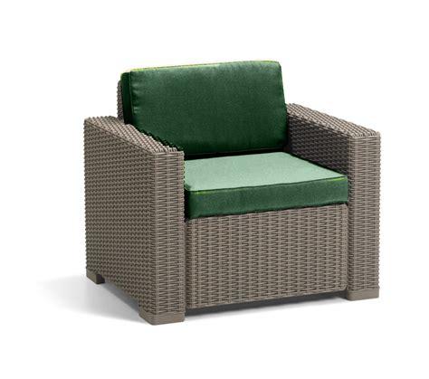 Keter Lounge Chair Cushions by Cushion Pads For Keter Allibert California Rattan Garden