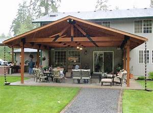 cheap covered patio ideas Landscaping - Gardening Ideas