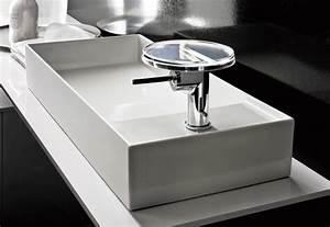 Kartell By Laufen : kartell by laufen washbasin mixer disc by laufen stylepark ~ A.2002-acura-tl-radio.info Haus und Dekorationen