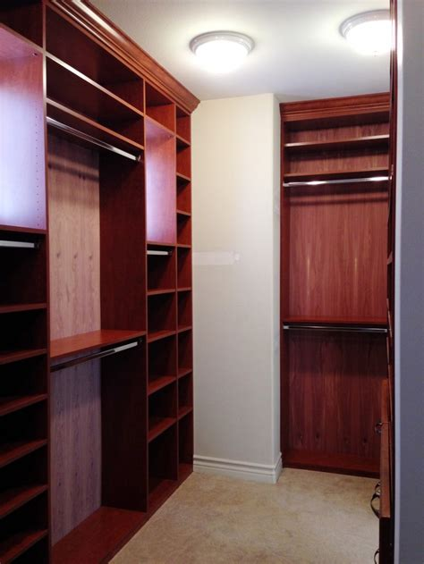 Cabinets And Closets by Walk In Closets Adjustable Closet Cabinets