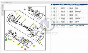 Sab33004 Jabsco Raw Water Pump Perkins Supercedes To