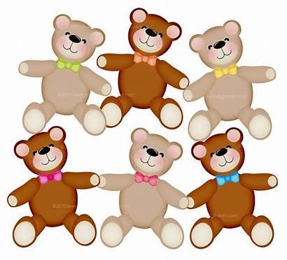 Teddy Bear Clip Clipart Bears Clipartpanda Borders