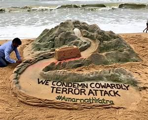Sudarsan Pattnaik condemn cowardly terror attack on # ...