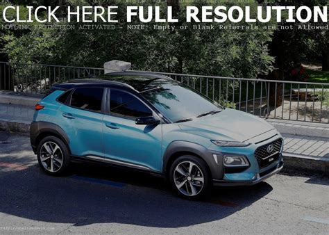 Crossover Suv Lease Deals by New Hyundai Kona Best Crossover Lease Deals Right Now