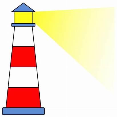 Clipart Lighthouses Lighthouse Transparent Clip Cliparts Svg